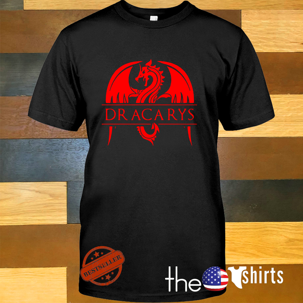 Game of Thrones Dracarys dragon shirt