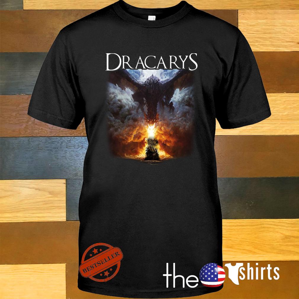 Game of Thrones Dracarys shirt