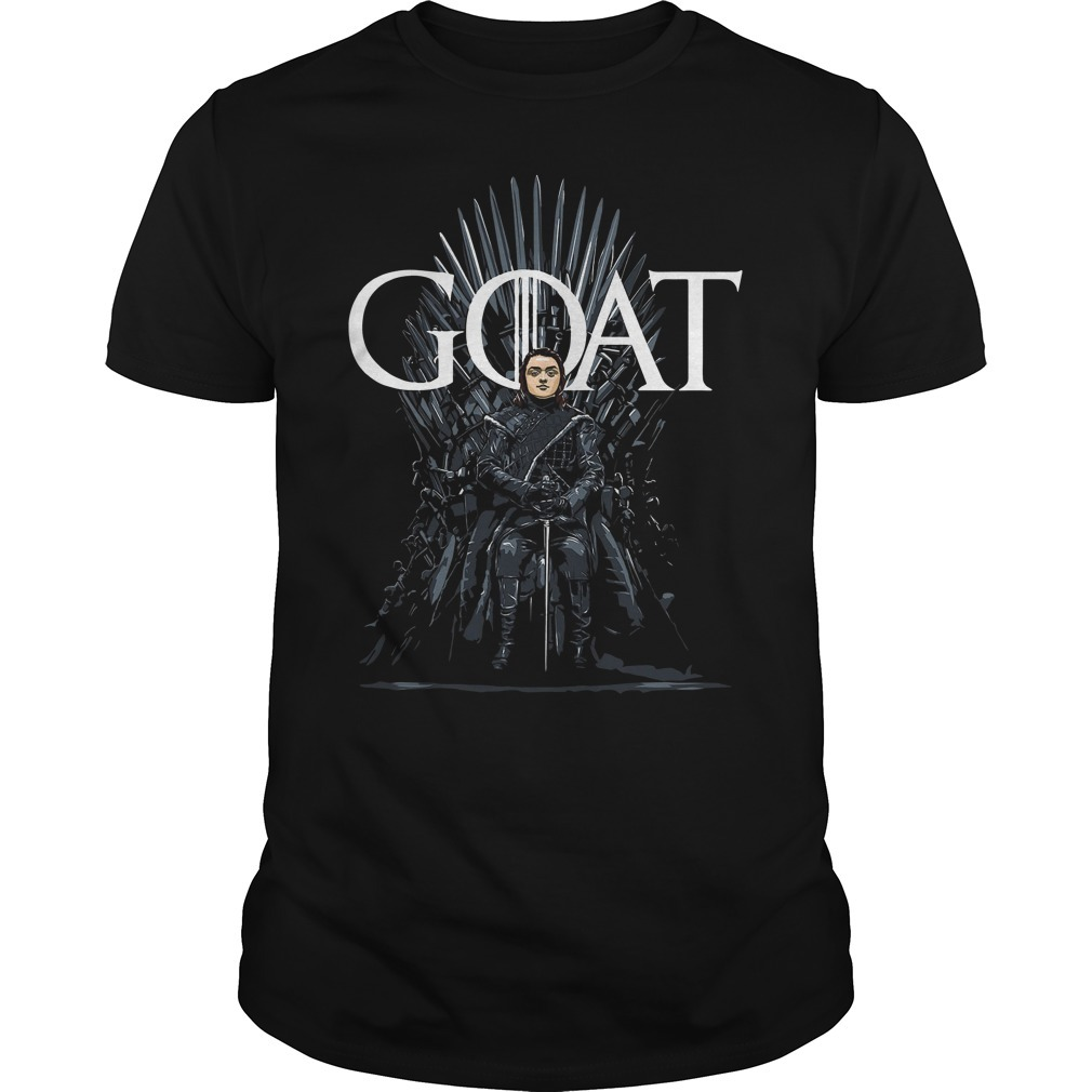 Arya Stark Goat Game Of Thrones shirt