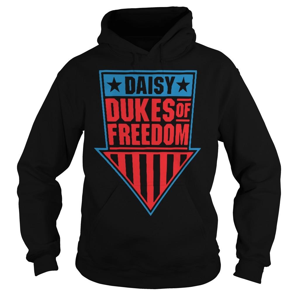 Daisy Duke of freedom Hoodie