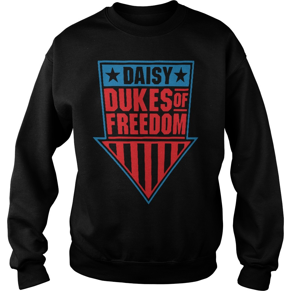 Daisy Duke of freedom Sweater