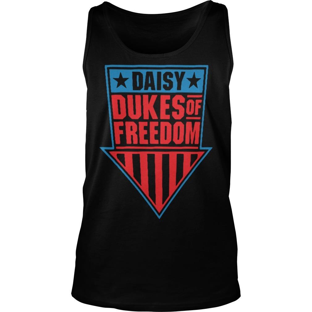 Daisy Duke of freedom Tank Top