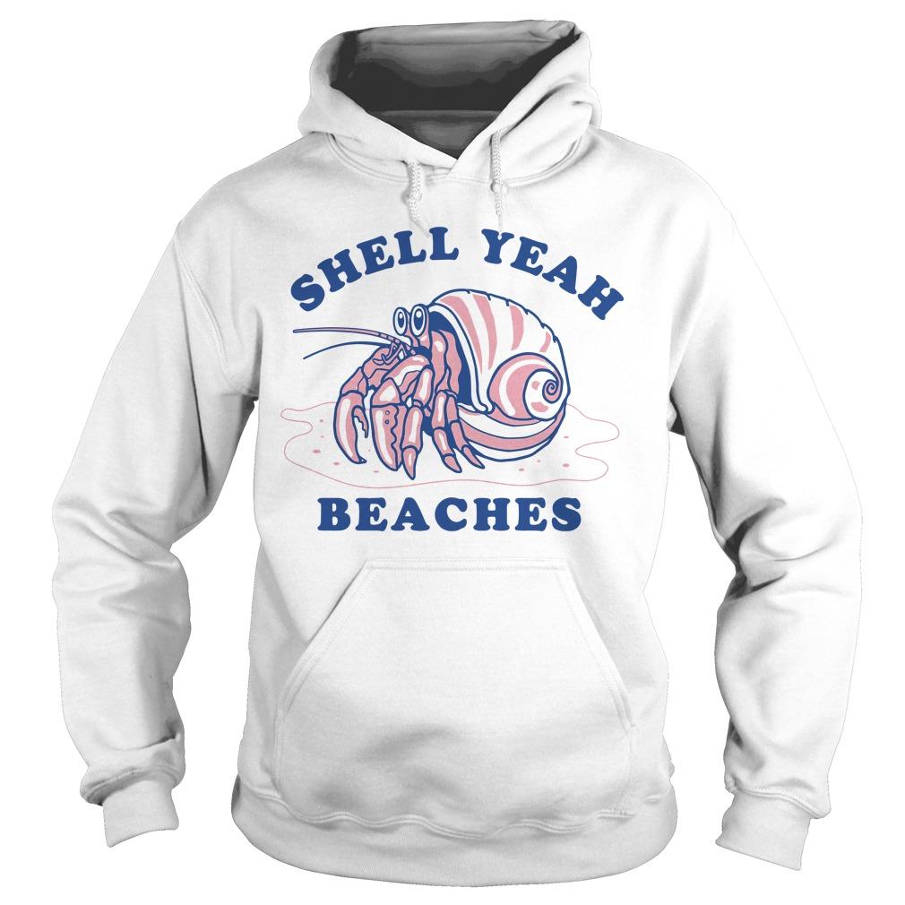 Dardanus calidus shell yeah beaches Hoodie