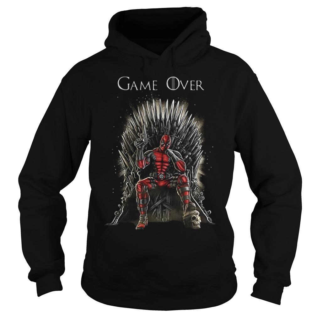 Game of Thrones Deadpool inspired Game of Thrones Hoodie