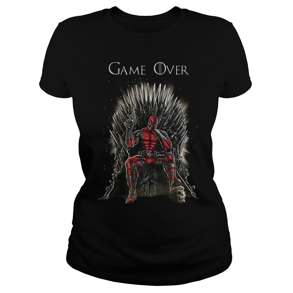 Game of Thrones Deadpool inspired Game of Thrones Ladies Tee