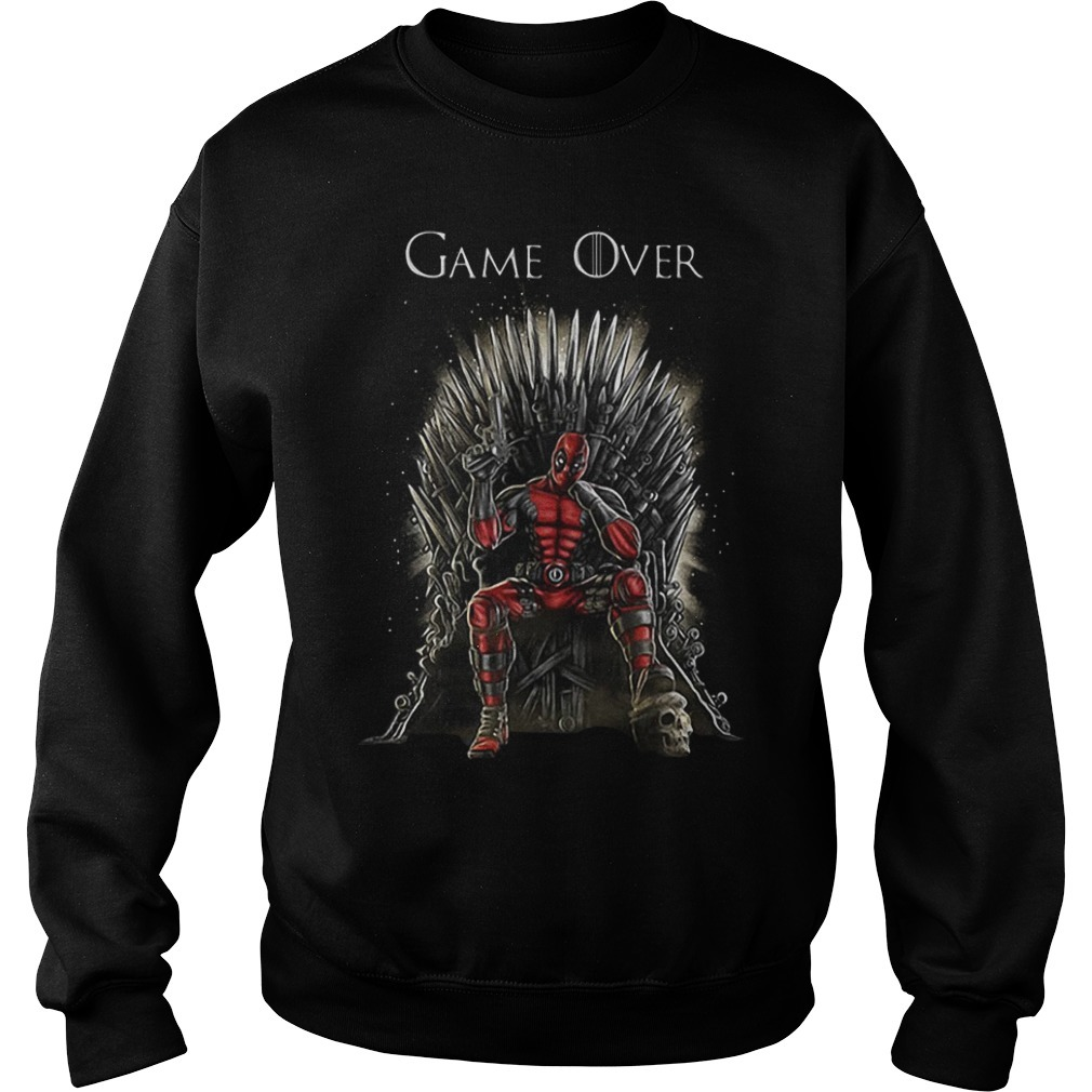 Game of Thrones Deadpool inspired Game of Thrones Sweater