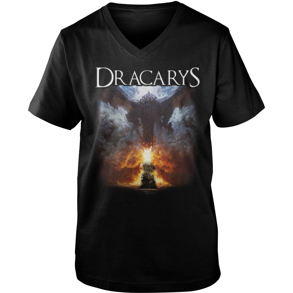 Game of Thrones Dracarys Guy V-Neck