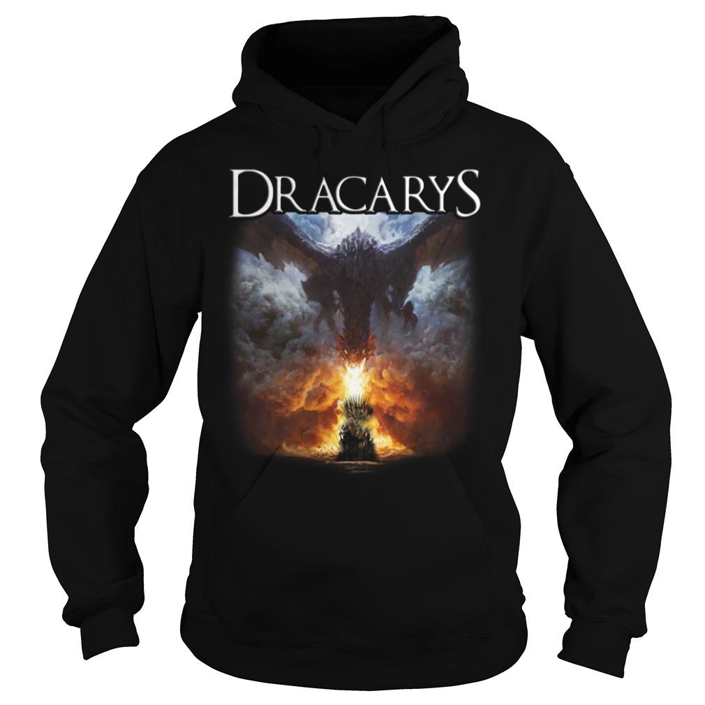 Game of Thrones Dracarys Hoodie