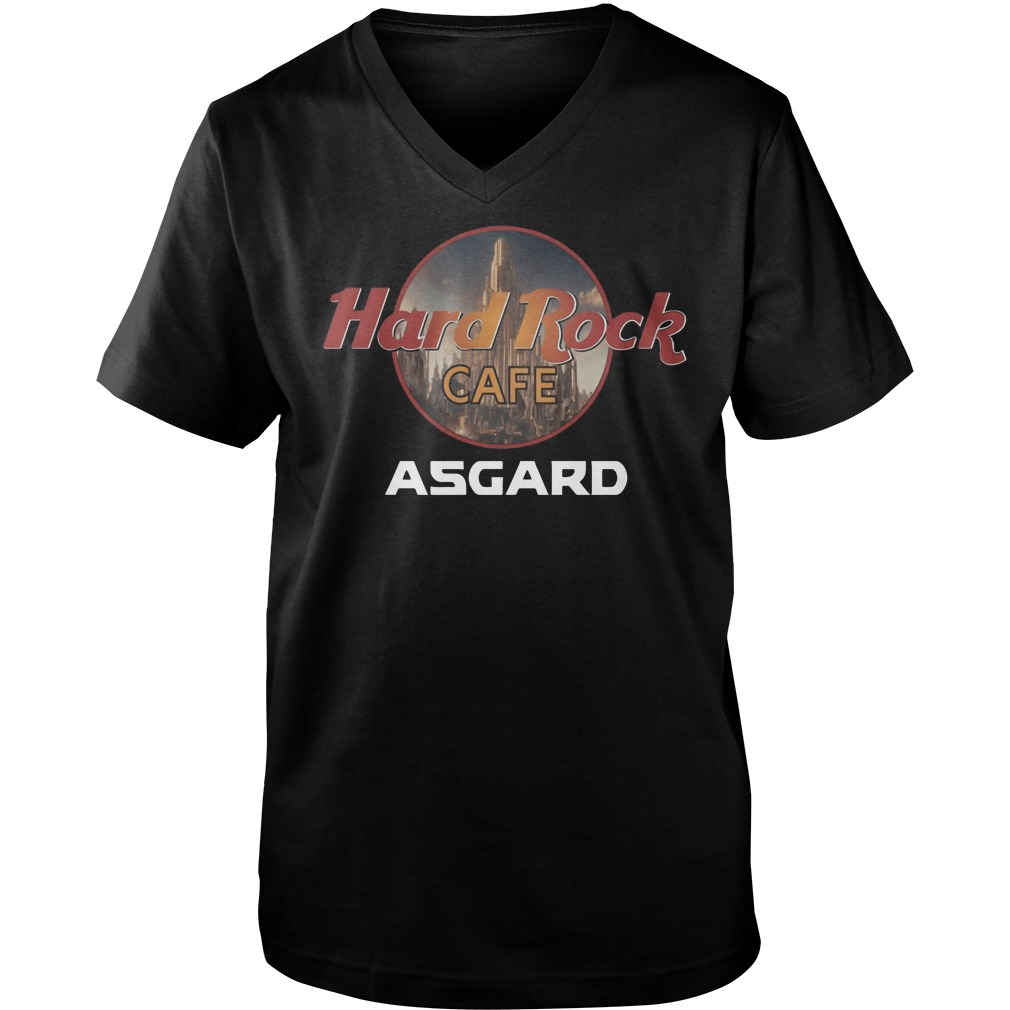 Hard rock cafe Asgard Guy V-Neck