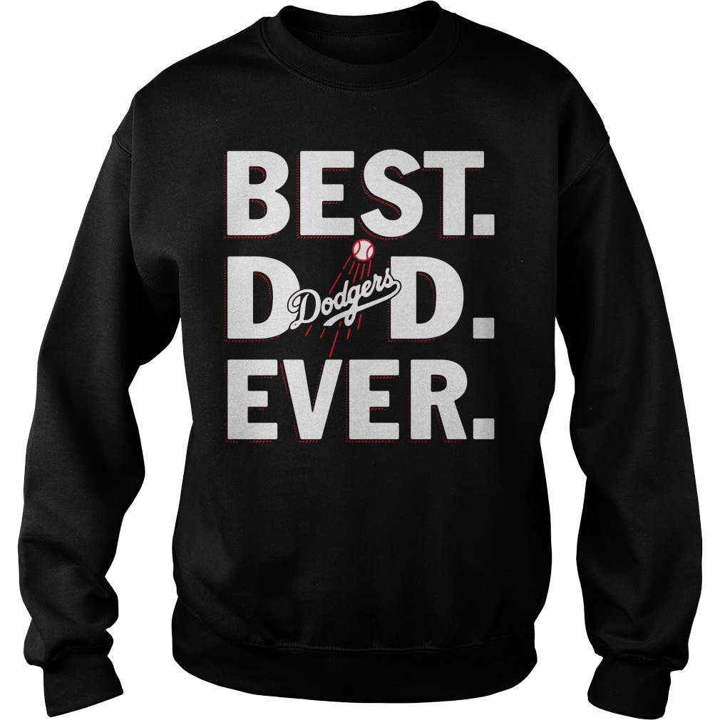 Los Angeles Dodgers best dad ever Sweater