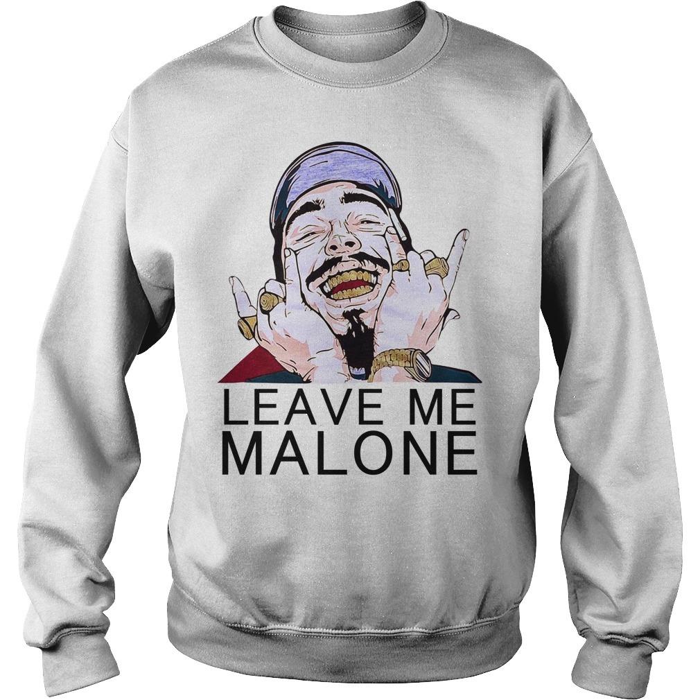 Post Malone Leave