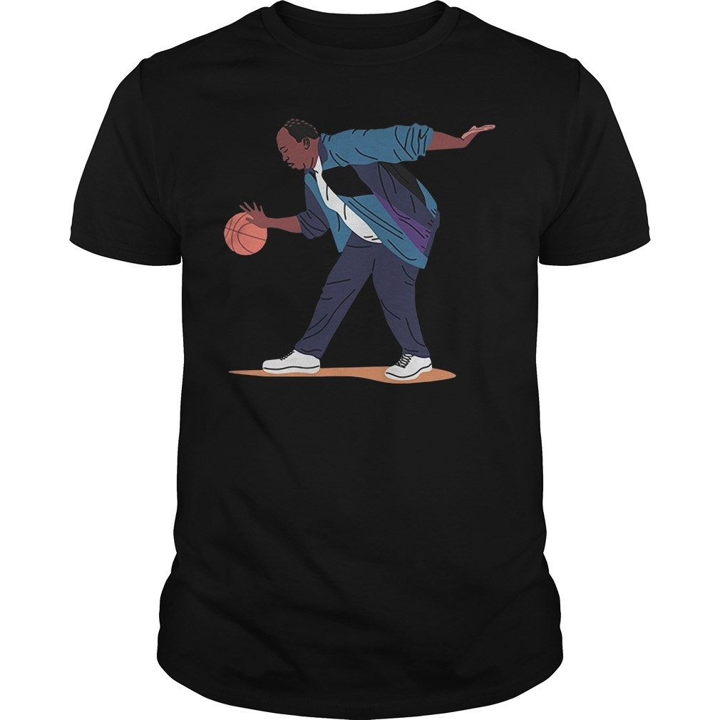 Secret Weapon Stanley Hudson NBA baseball shirt