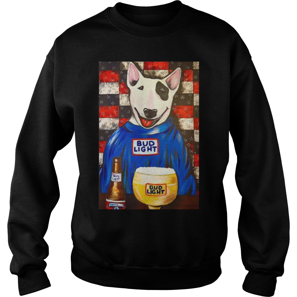 Spuds Mackenzie Bud Light bar Sweater