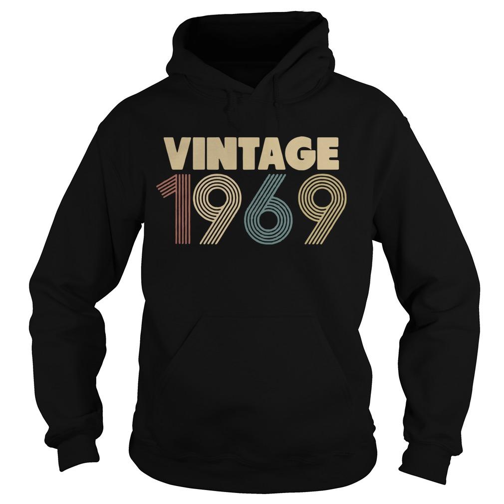 Vintage 1969 Hoodie