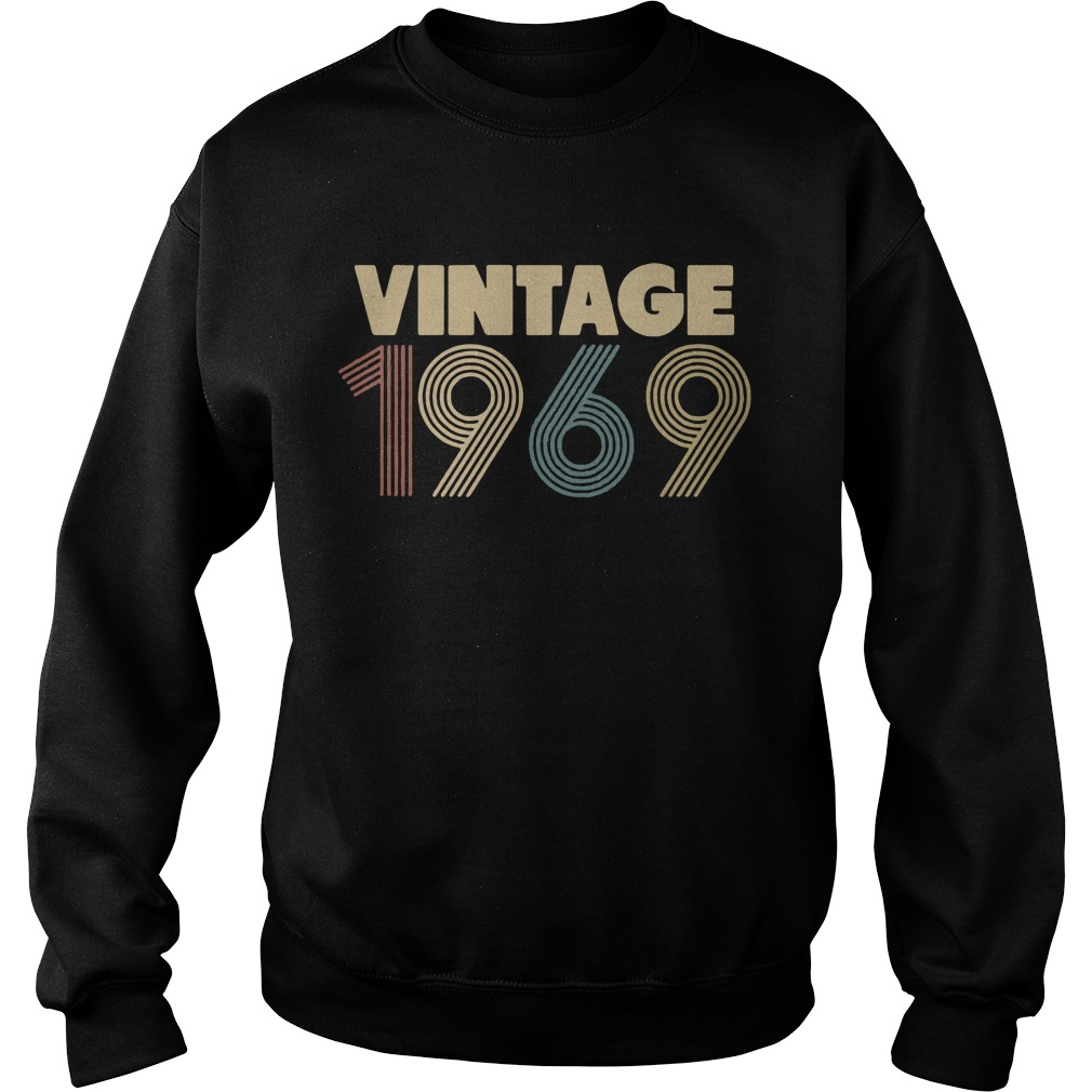 Vintage 1969 Sweater