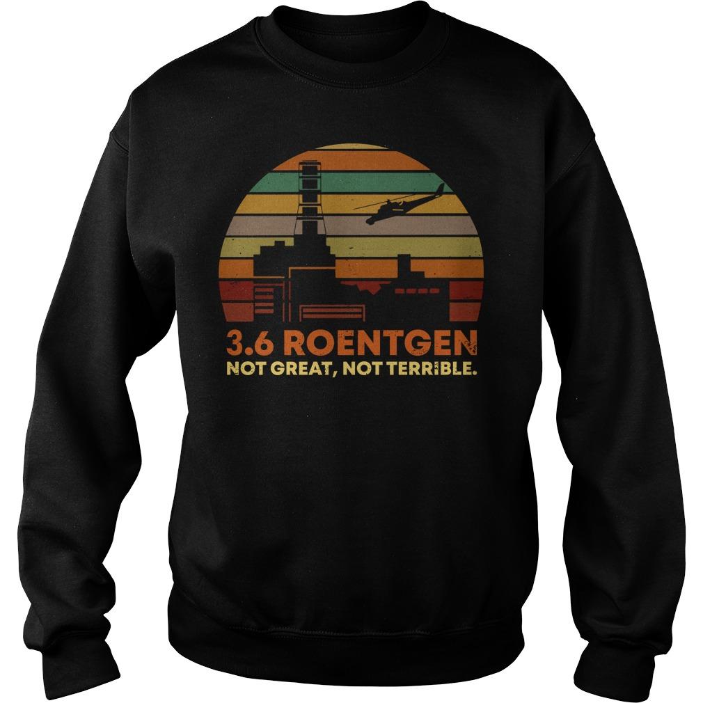 3.6 Roentgen not great not terrible vintage Sweater