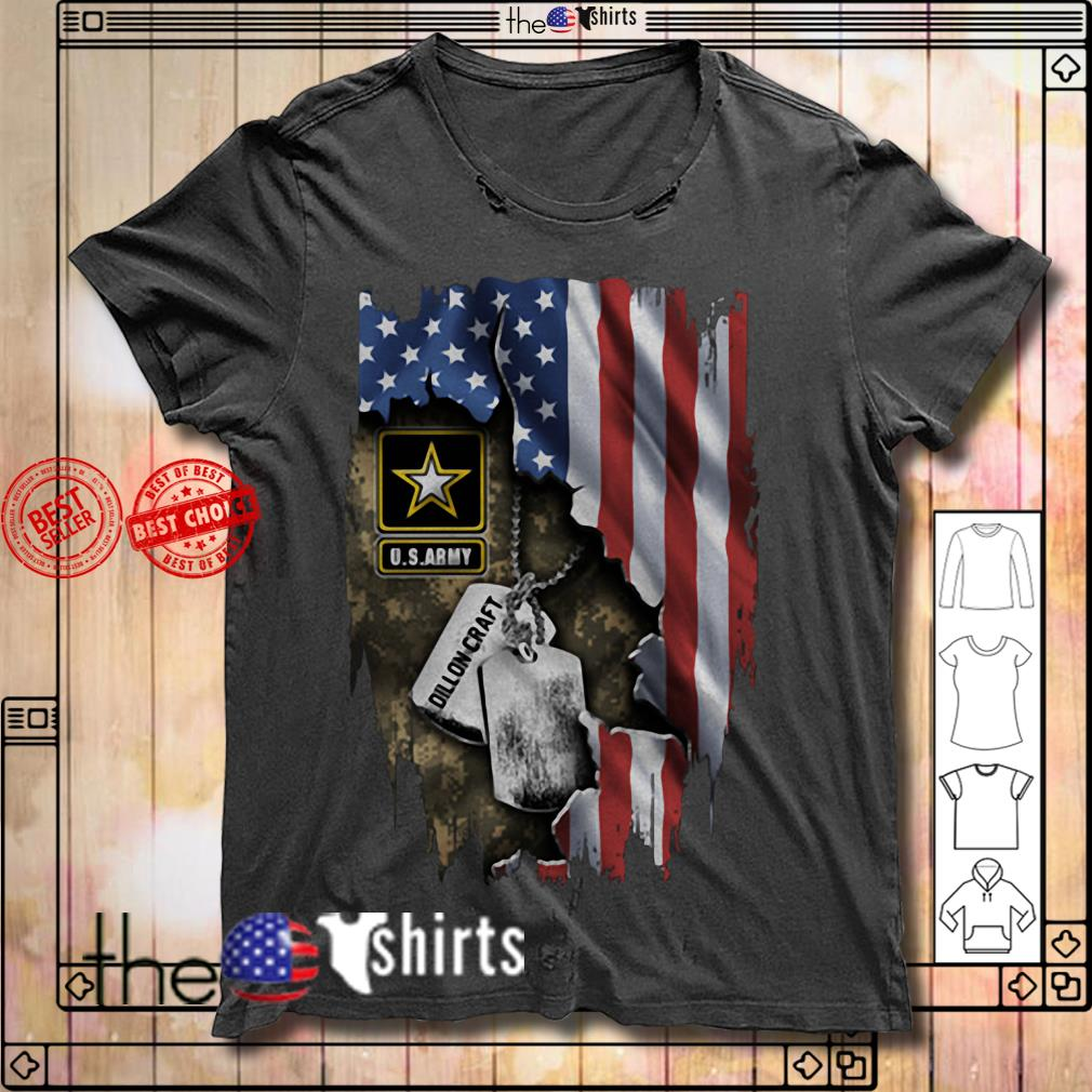 4th of July independence day US Army inside me shirt