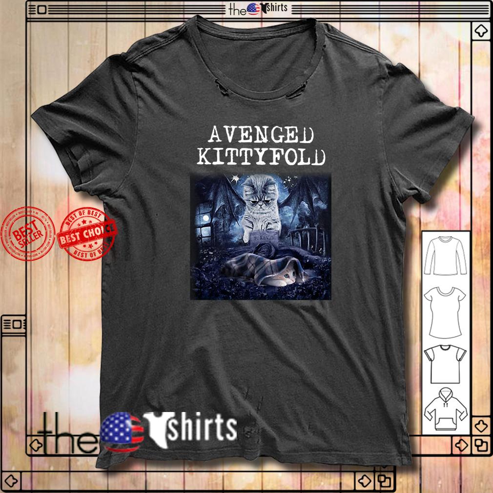 Avenged Kittyfold dark lord cat shirt