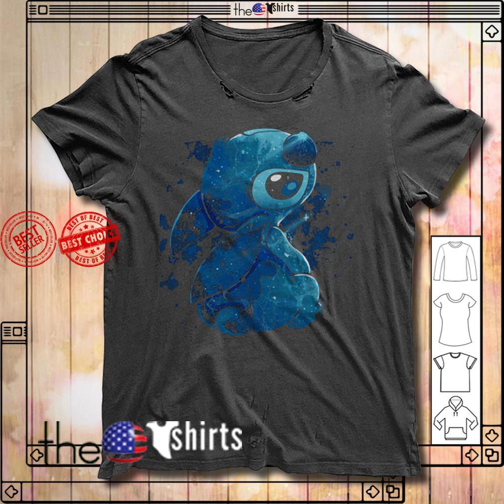 Lilo and Stitch Blue Stitch shirt