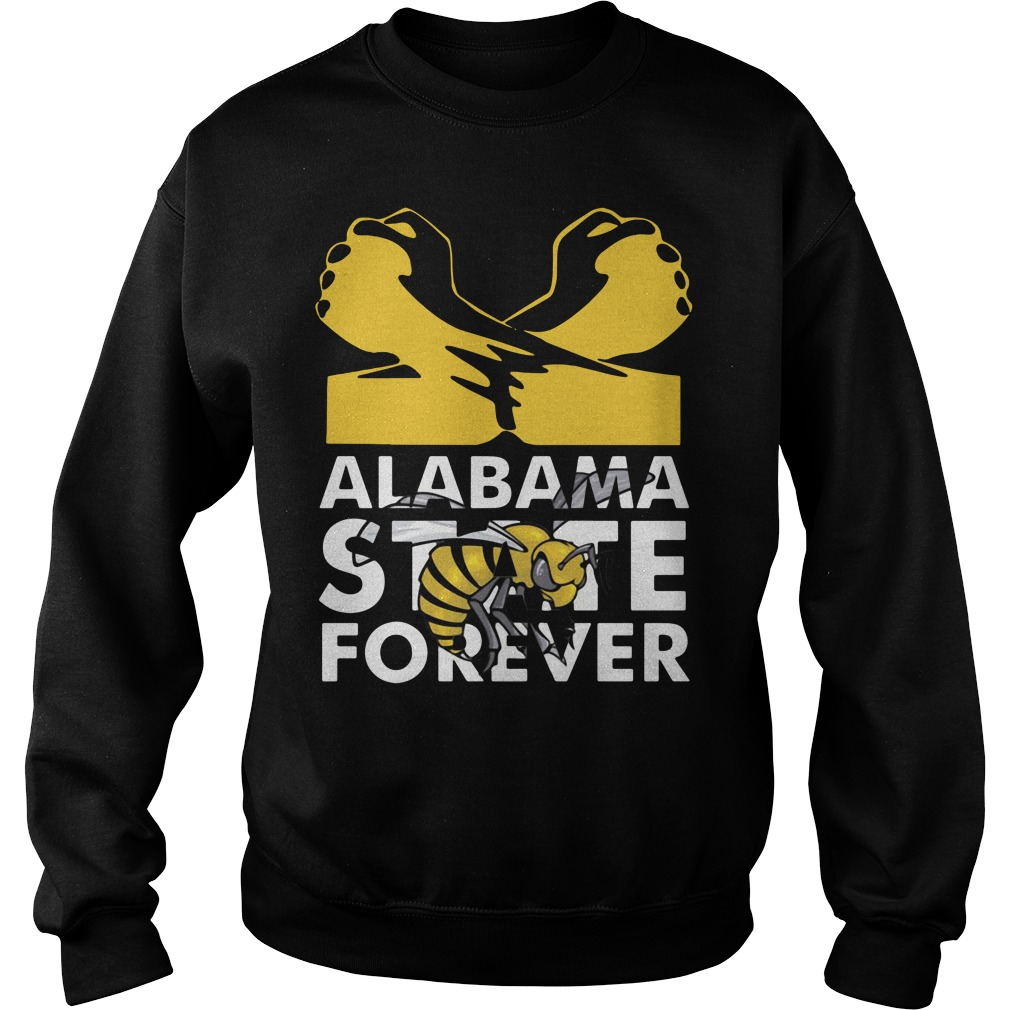 Alabama State forever Sweater