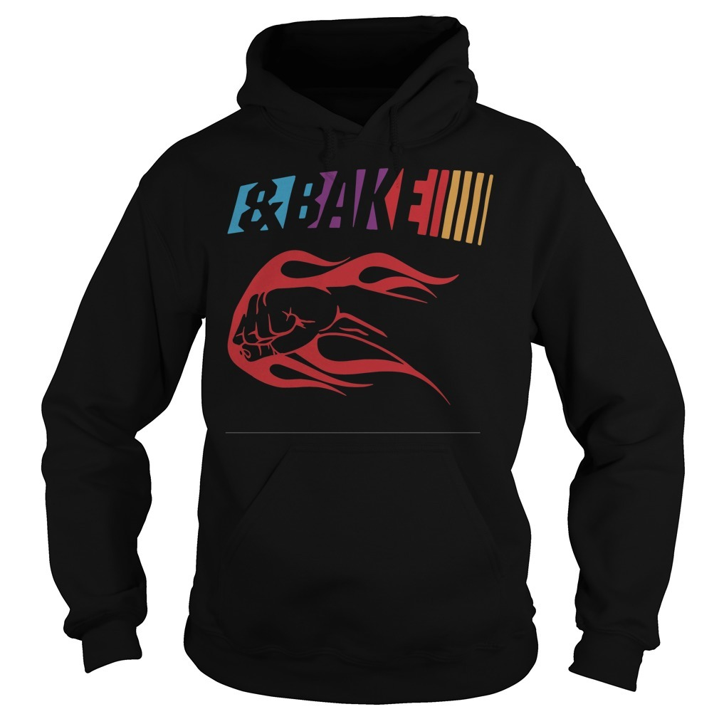 Bake dad and son Hoodie