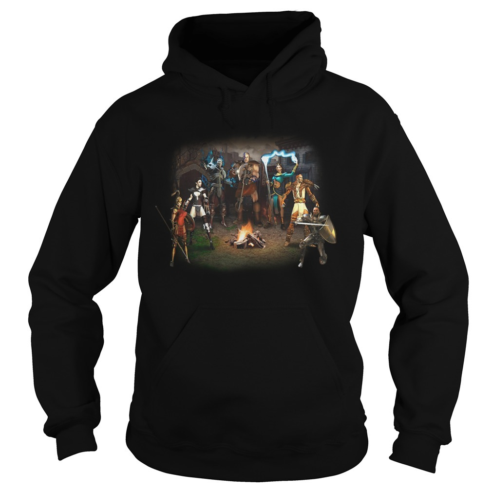 Diablo 2 lord of destruction Hoodie