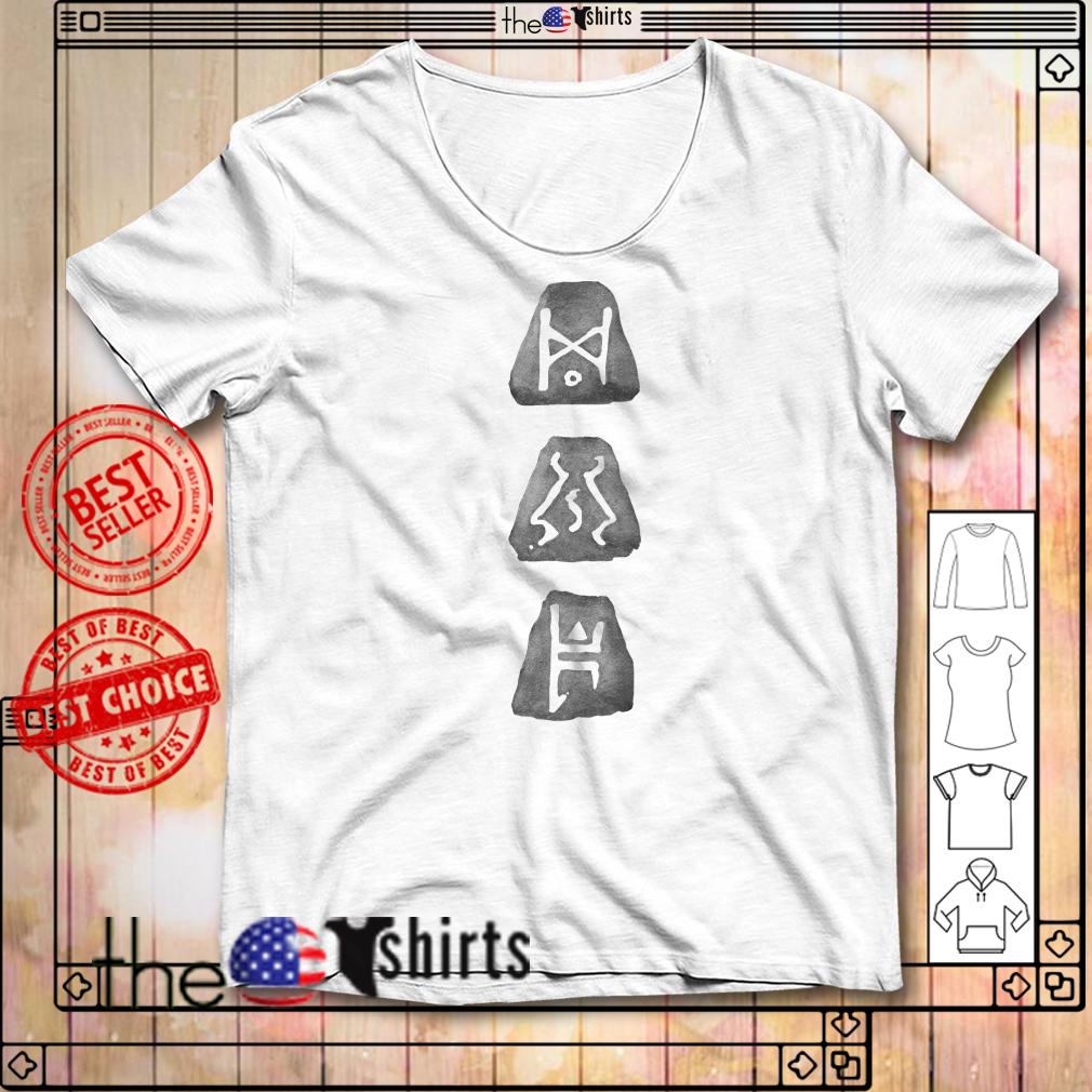 Enigma Jah Ith Ber Lightweight shirt