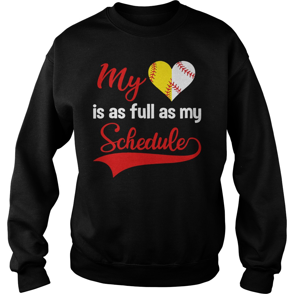 My is as full as my Schedule Sweater