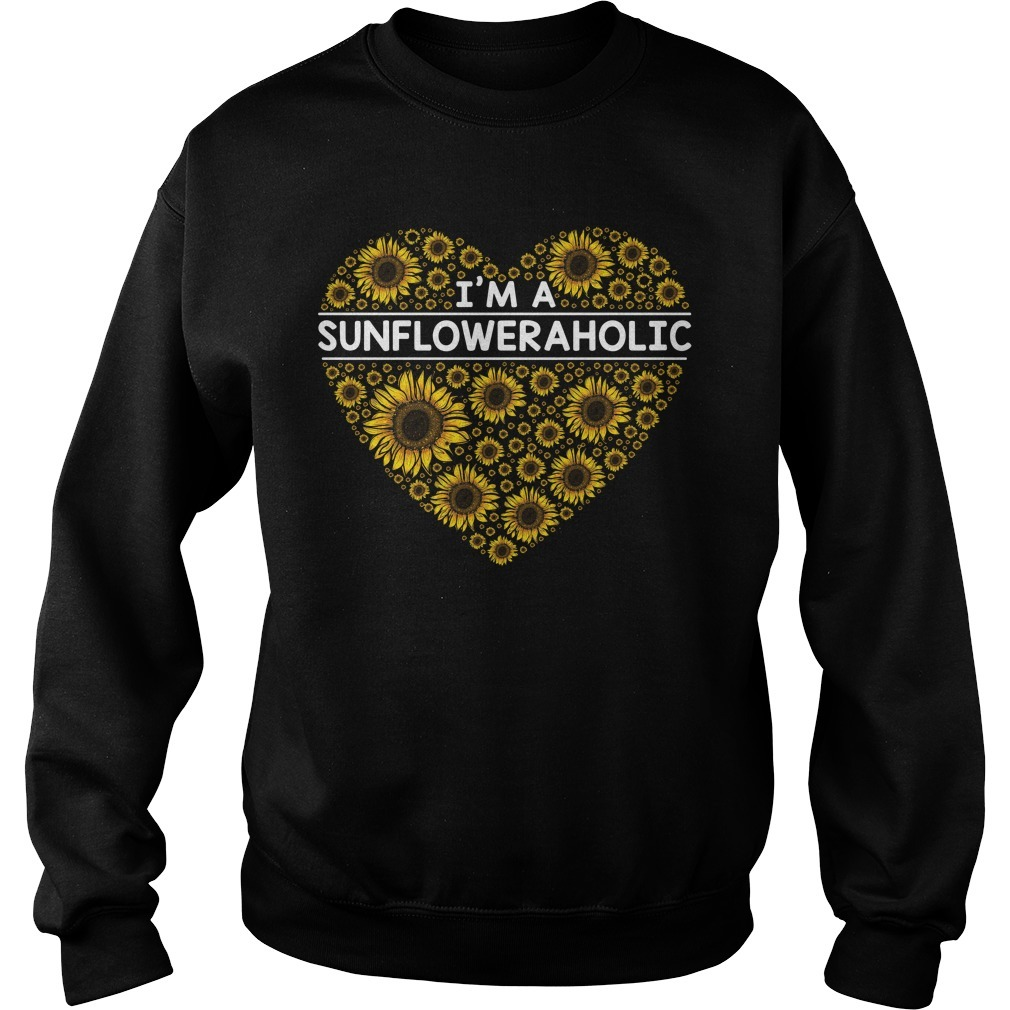 I'm a Sunfloweraholic Sweater