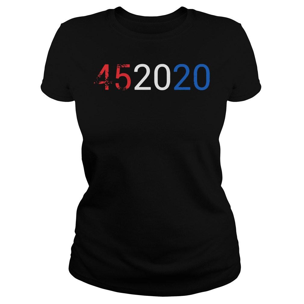Official 452020 Ladies Tee
