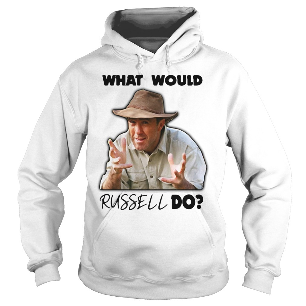 Russell Coight what would Russell do Hoodie