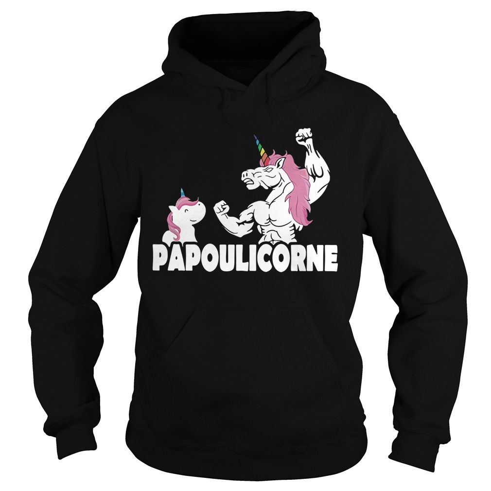 Unicorn Papoulicorne Hoodie
