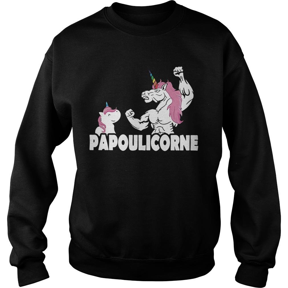 Unicorn Papoulicorne Sweater