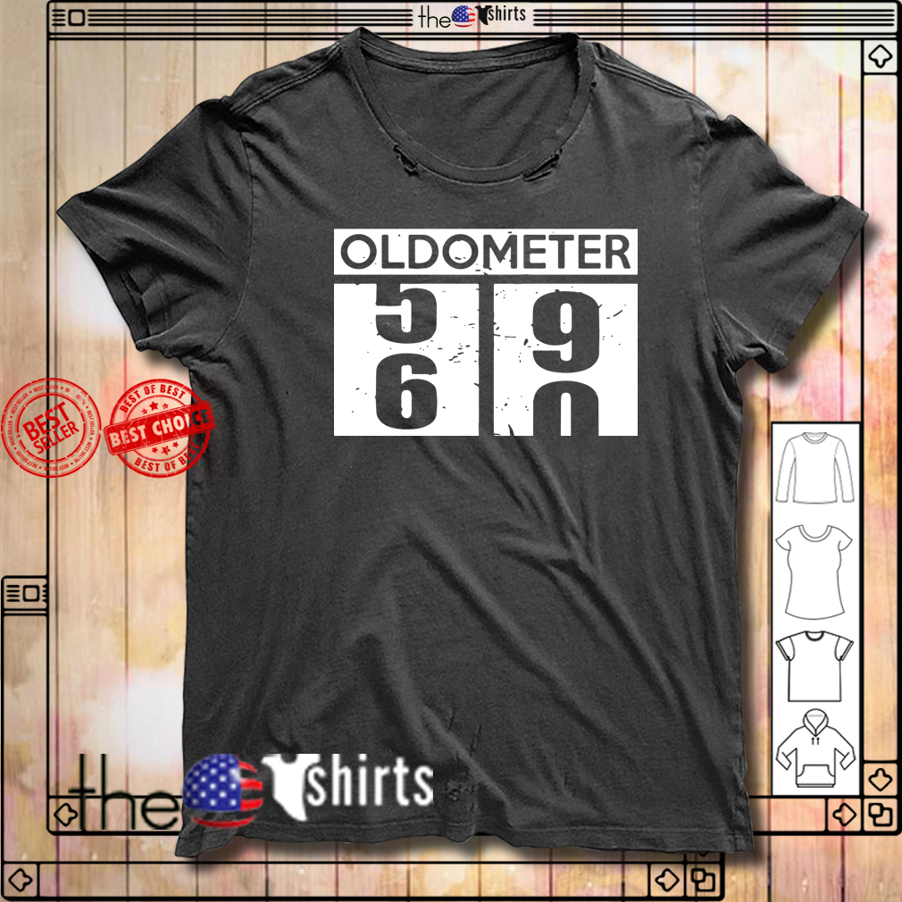 Oldometer 56 90 shirt
