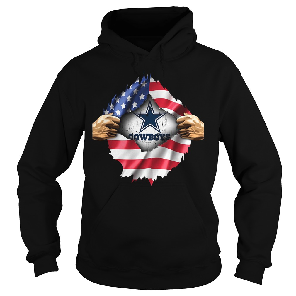 4th Of July independence day Dallas Cowboys Hoodie