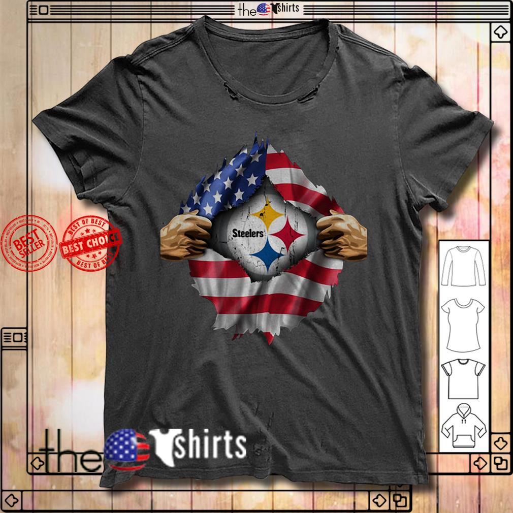 4th Of July independence day Pittsburgh Steelers shirt