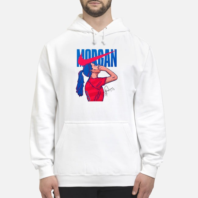 Alex Morgan jersey youth Brian Adidas Hoodie