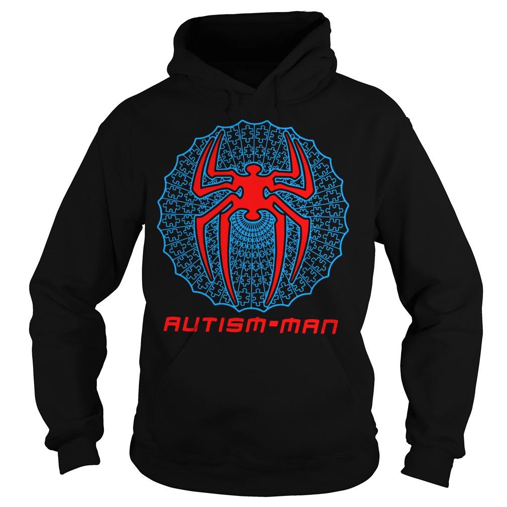 Autism-man Spider-Man Hoodie