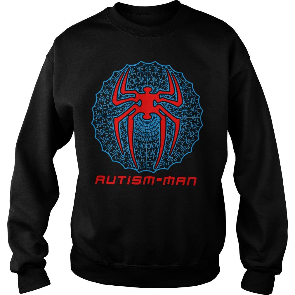 Autism-man Spider-Man Sweater