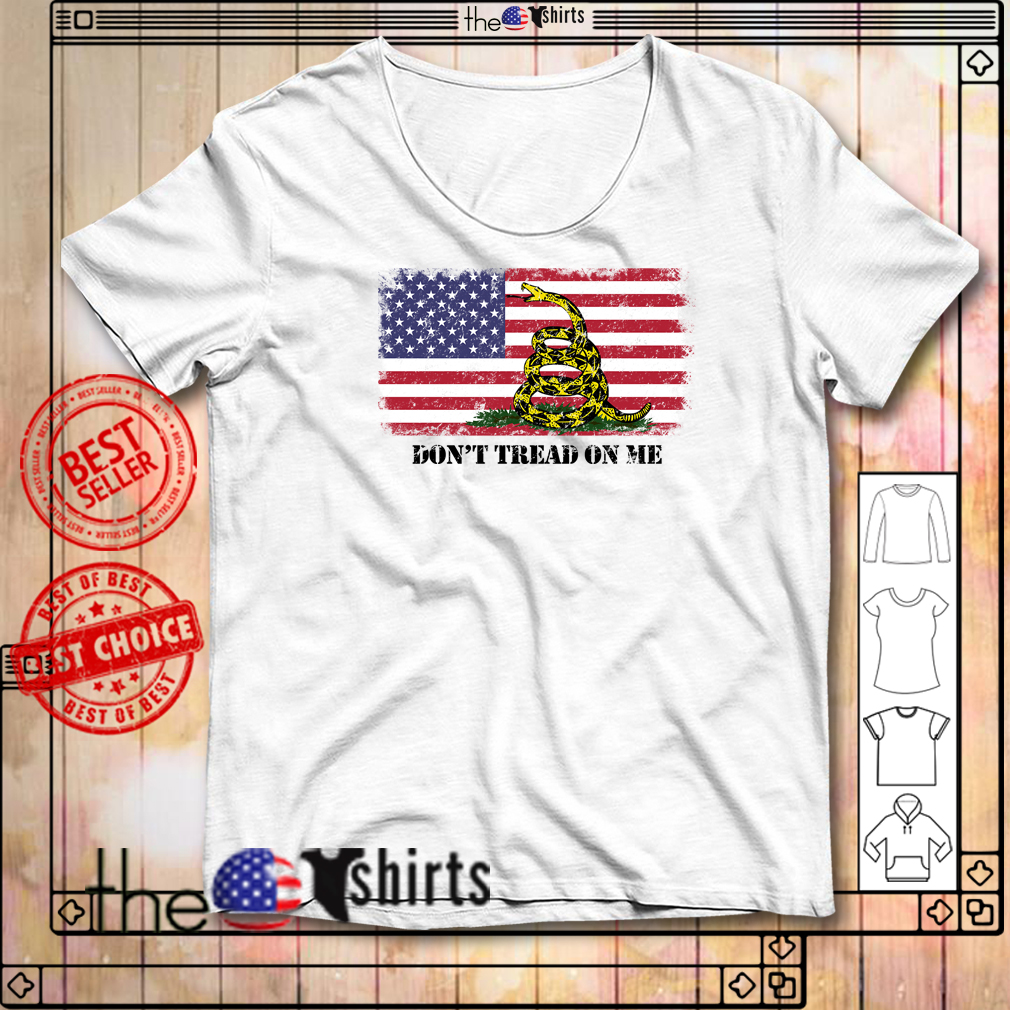 Chris Pratt don't tread on me 4th of July independence day shirt