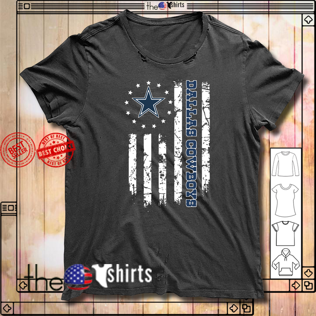 Dallas Cowboys Betsy Ross flag 4th of July independence day shirt