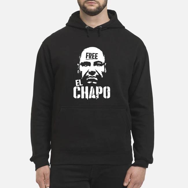 Free El Chapo Hoodie