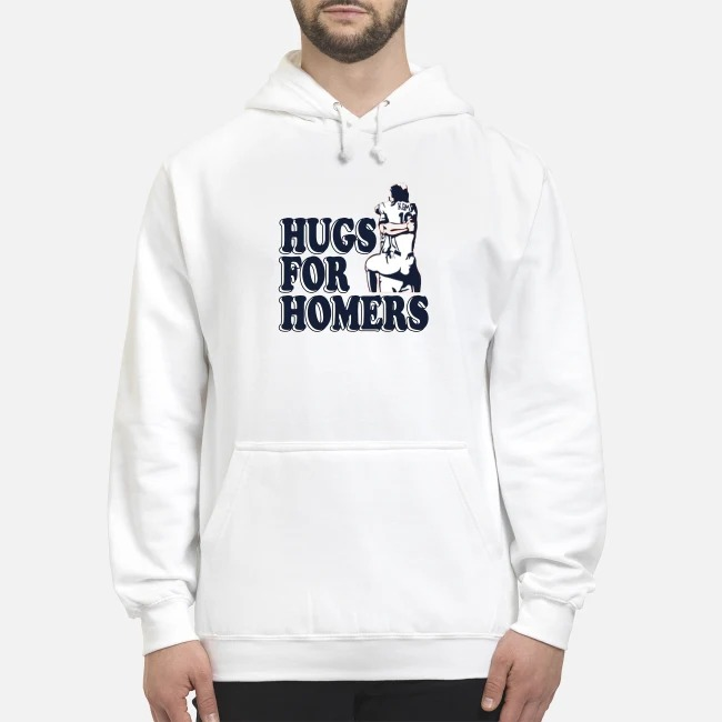 Houston Astros hugs for homers Hoodie