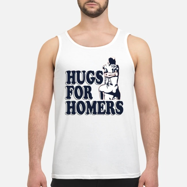 Houston Astros hugs for homers Tank top