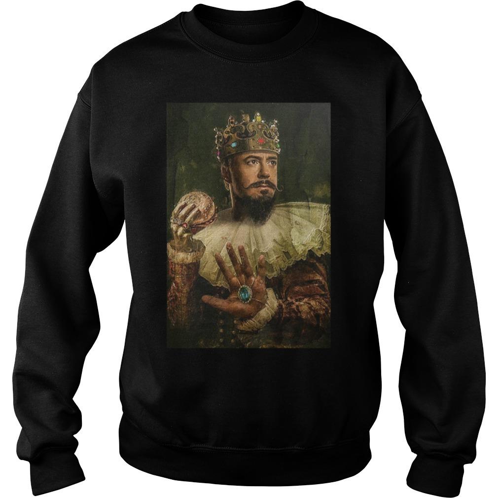 Iron man King Sweater