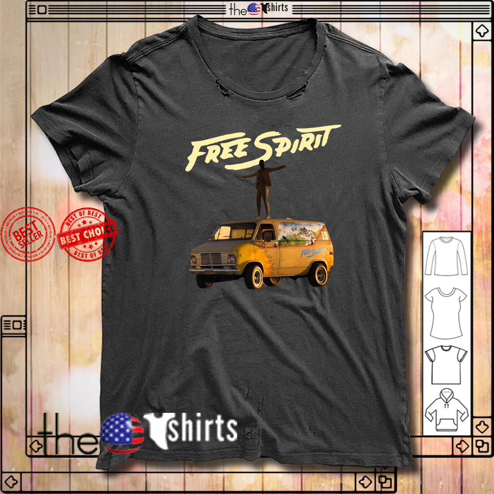 Khalid Free Spirit Summer World Tour shirt