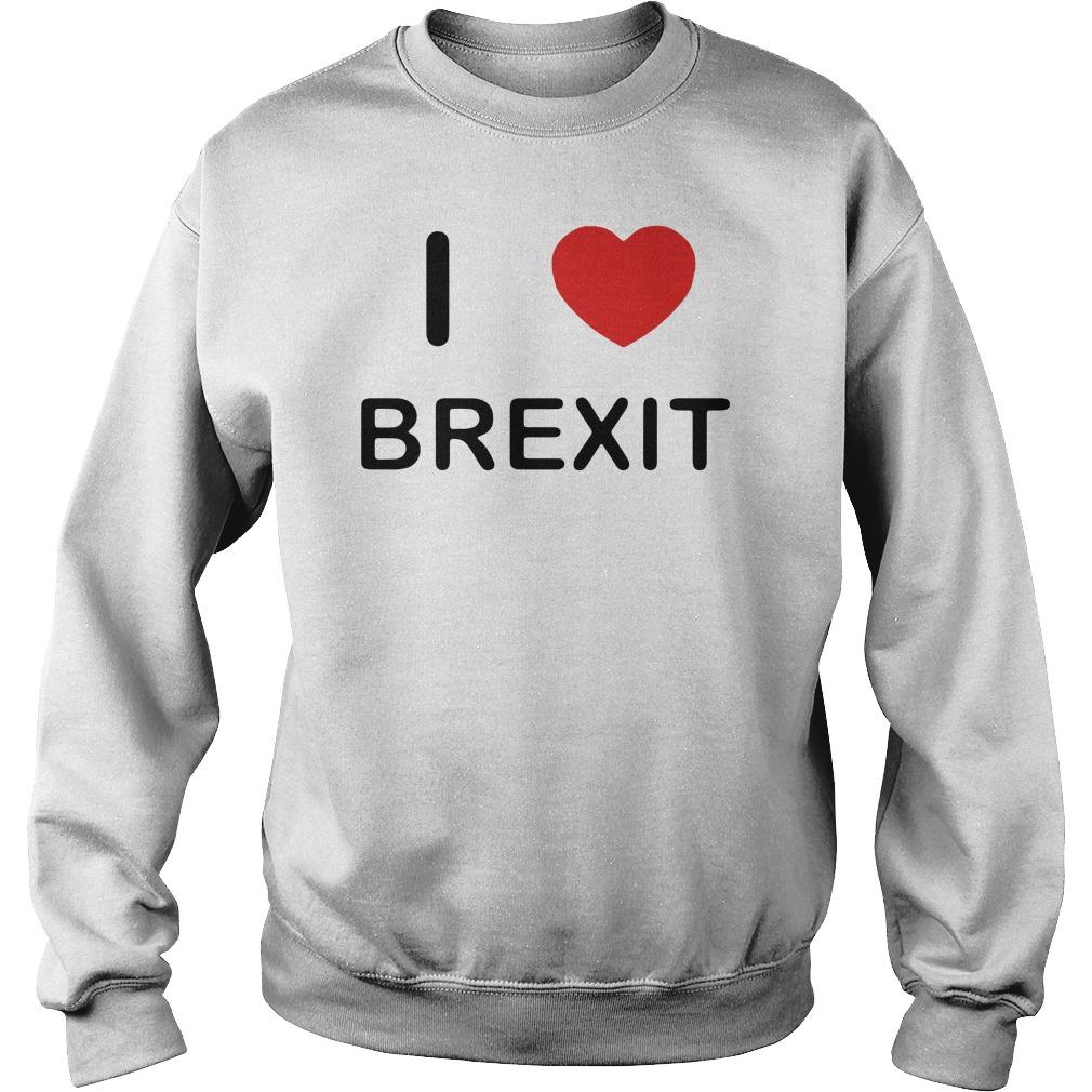 I love Brexit Sweater