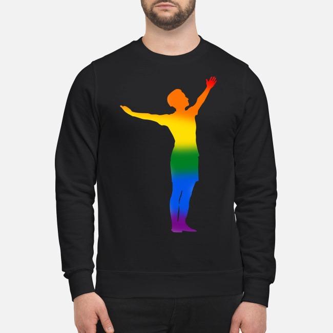 Megan Rapinoe pride LGBT Sweater