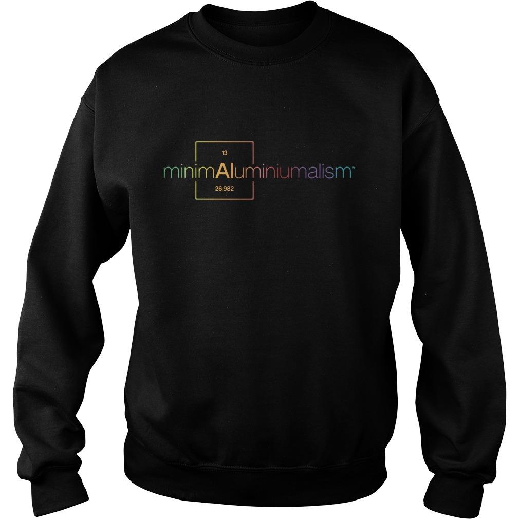 MinimAl minimalist Sweater