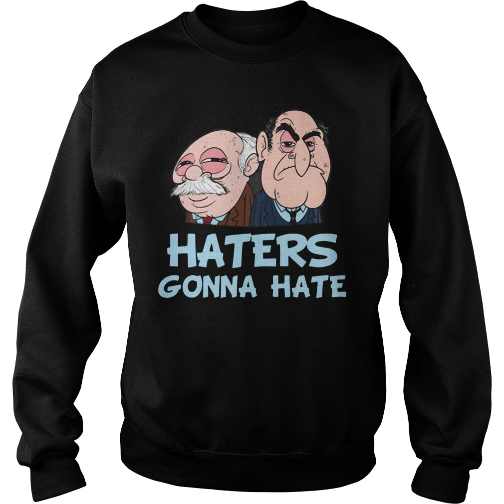 Muppets haters gonna hate Sweater
